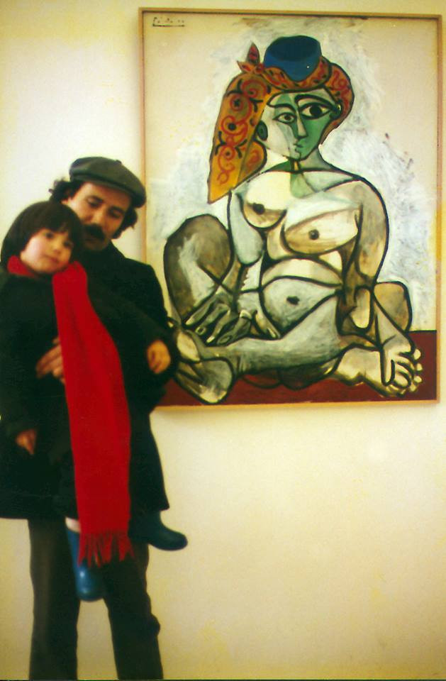 Musée Picasso, 1986