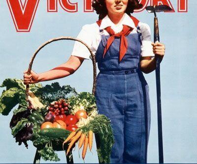 Victory (Over the Virus) Garden