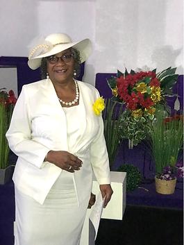 Deaconess Gloria Shorter