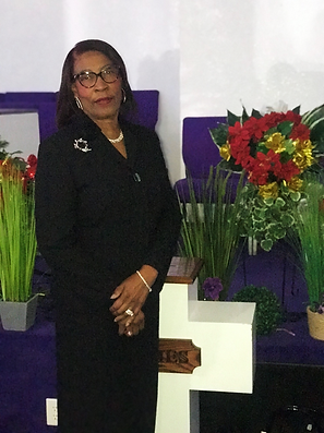 Deaconess Ruby Goffer