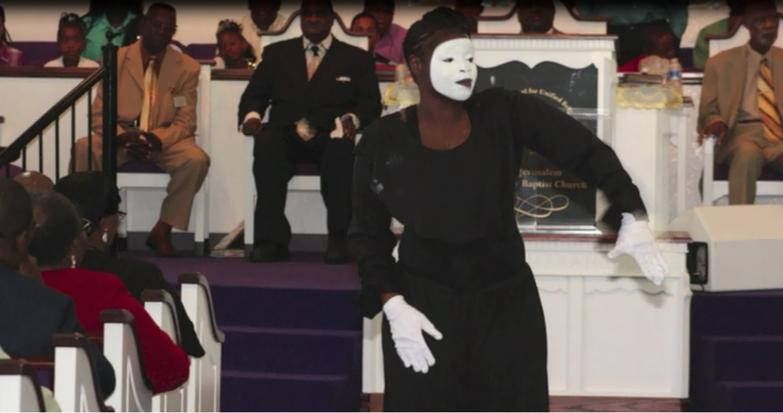 Mime Dance