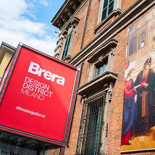 Brera Milan - Design Tours