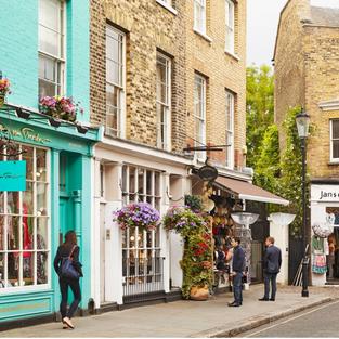 LONDON - Design Tours