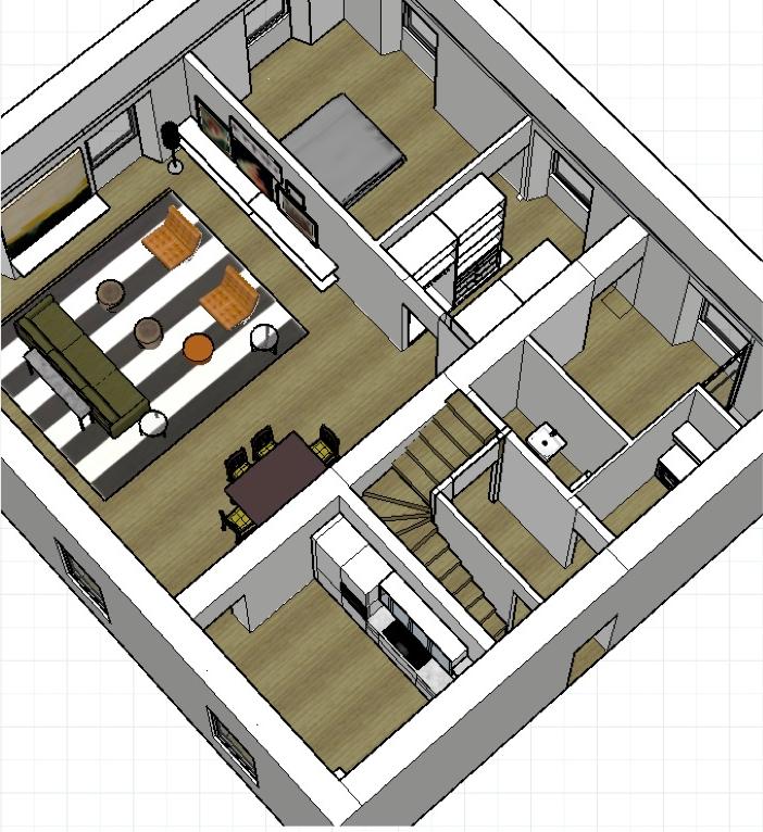 Furniture  Plan &  Layout inc 1 hr zoom