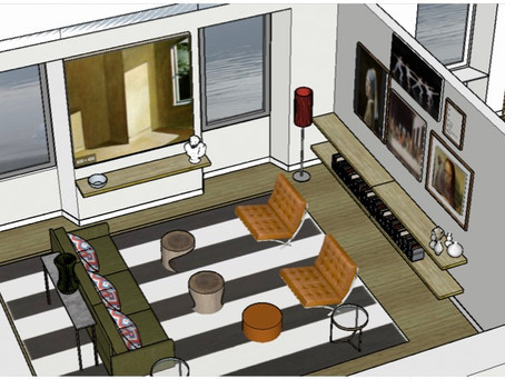STEP 3 - DESIGNING YOUR SPACE