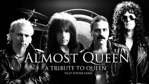 Almost Queen at Tilly Foster Farm - Saturday, July 24, 2021