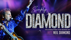 Simply Diamond, a Celebration of Neil Diamond is Coming to Tilly Foster Farm on Sat, June 12th!