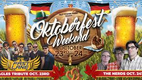 Oktoberfest Weekend at Tilly Foster Farm on Saturday, October 23rd, & Sunday, October 24th