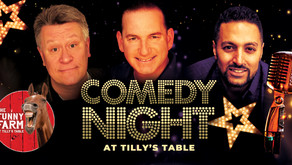 Comedy Night at The Funny Farm at Tilly's Table