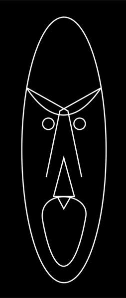 Face / Gesicht Nr.073
