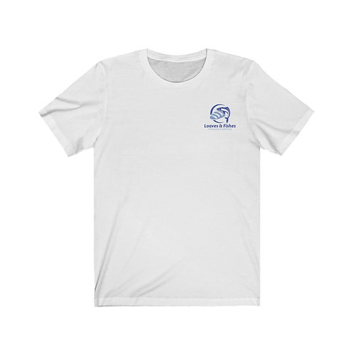 Bella+Canvas Unisex Jersey Short Sleeve Tee - Loaves & Fishes