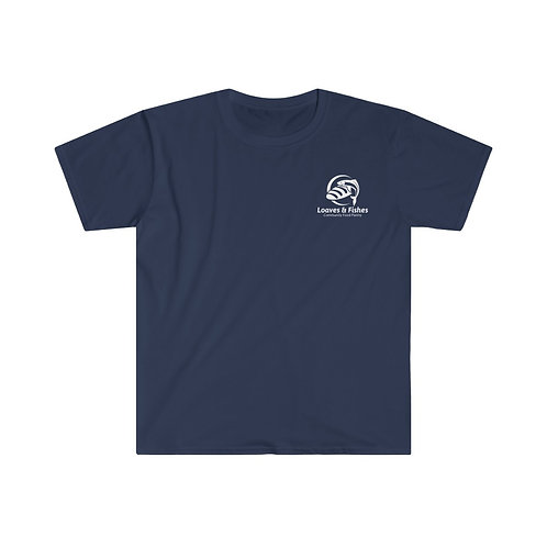 Unisex Softstyle T-Shirt - Loaves & Fishes
