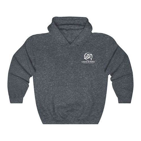 Unisex Heavy Blend™ Hooded Sweatshirt - Loaves & Fishes