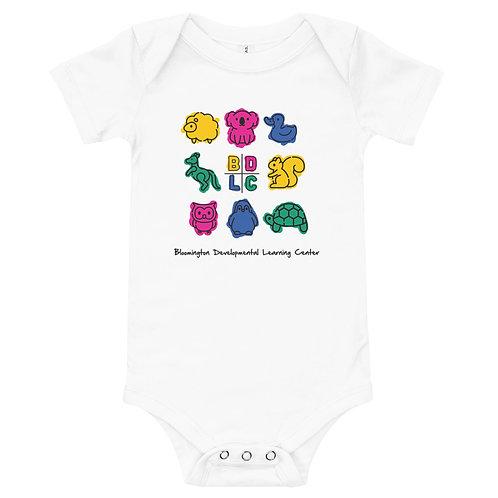 BDLC Student | Baby Short Sleeve Onsie