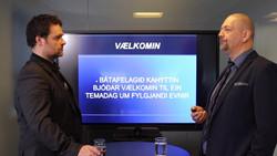 BFI SAMRØÐA  |  Annfinnur Garðalíð, Formaður í FSN 🚤✅