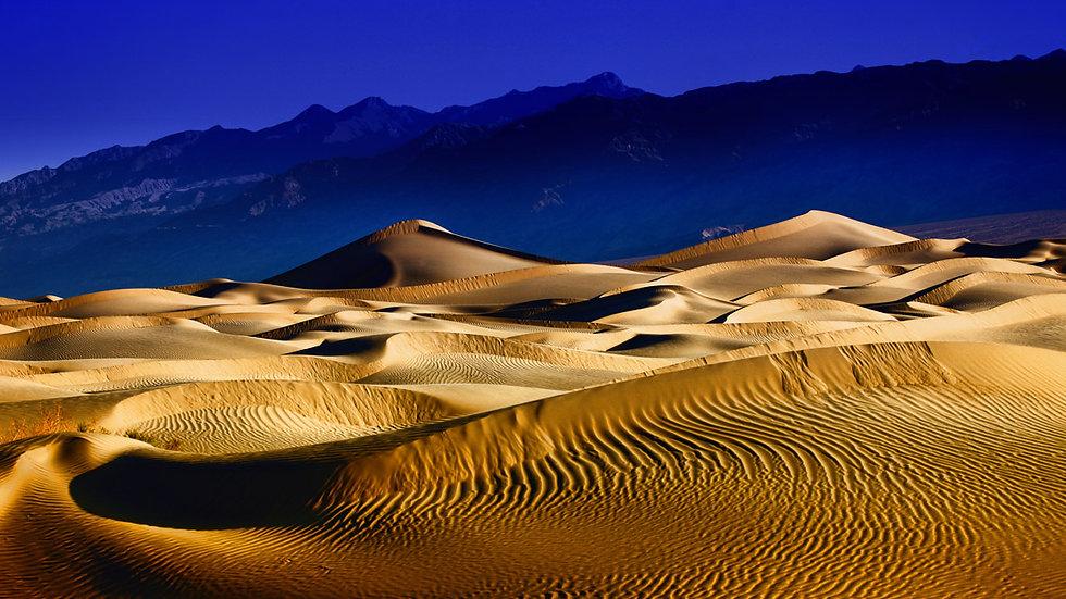 Both Death Valley Workshops