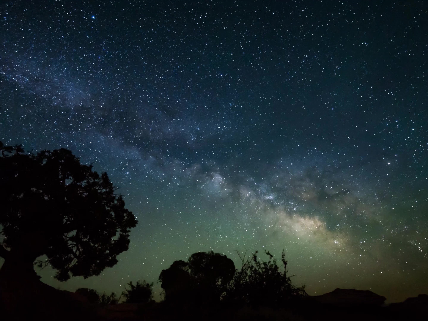 3 AXIS Tracking Shot Milkyway Dead Horse