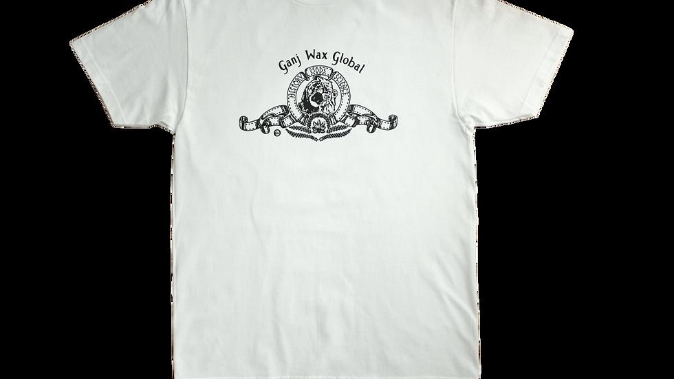 Ganj Wax - Ganj Wax Globalt-shirt (white)