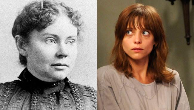 lizzie borden asesinatos