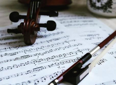 Top 5 Favorite Classical Pieces