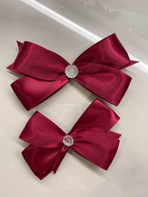Satin Boutique Bow