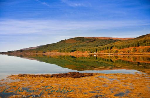 Loch Scridian, Mull