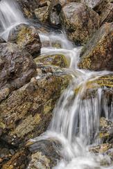Waterfall on Knoydart