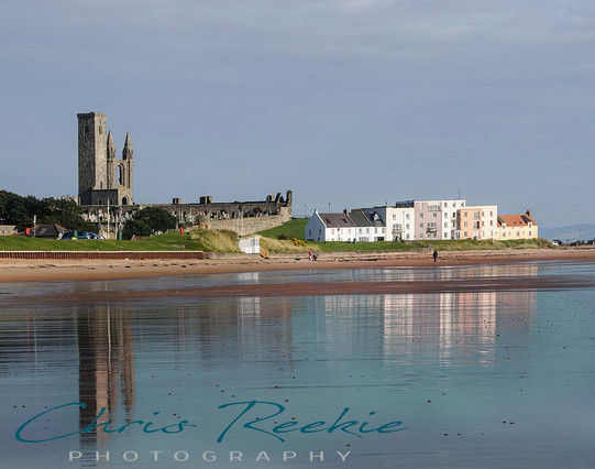 Reflections on East Sands
