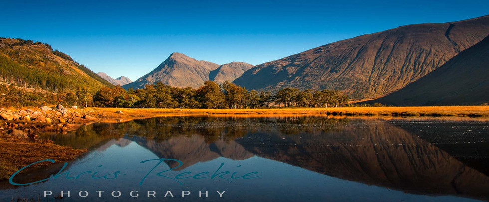The Head of Loch Etive