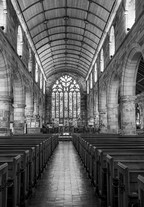 Holy Trinity Church Ailse
