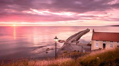 4am Harbour sunrise