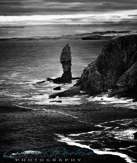 The Old Man of Stoer, Assynt