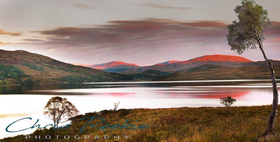 Loch Arienas, Morvern