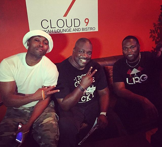 Good time talking with Cloud 9 owner Dean and from Martin Lawerence Bruh man from the fifth floor Re