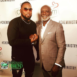 Great meeting _peterthomasrhoa at _cheministrypromo. Definitely checking out your new spot _clubonec
