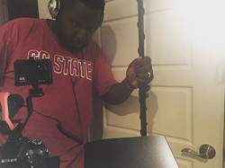 My ace _nivlekmedia on the grind with th