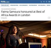 FIFA Article Screenshot