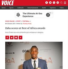 The Voice Screenshot