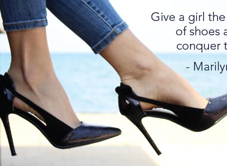 Do your shoes make you more confident?