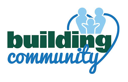 Final Building Community logo created for the Community Action Center located in Pullman, Washington, designed by Hannah Kroese, HK Creative, graphic designer in Moscow Idaho