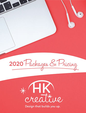 HK Creative Packages & Pricing 2020-cove