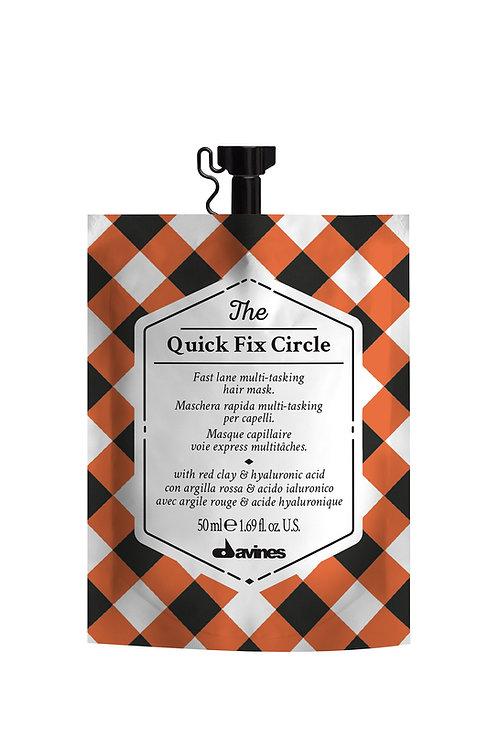 The Quick Fix Circle Mask