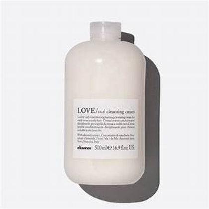 Love Curl Cleansing Cream