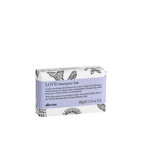 LOVE Solid Shampoo Bar