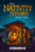 Nativity Story Christmas Bible app