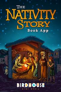 Nativity Story Christmas Bible app