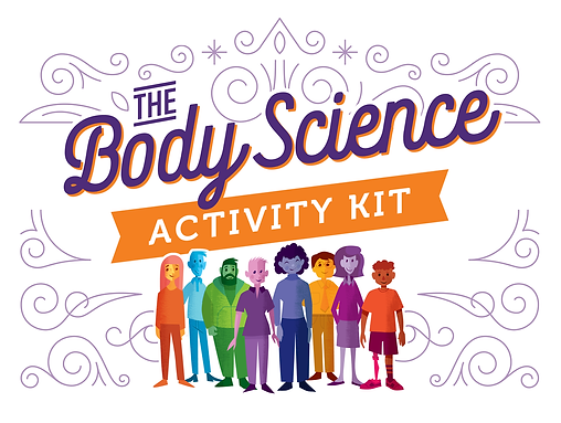 Body Science Activity Kit - Printable Sex-Ed activities for kids