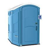 ADA Compliant Handicap Porta Potty