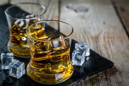 scotch whisky glass
