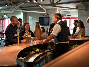 Are distilleries finally opening up?